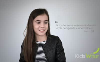 Kinderen met creatieve ideeën zijn de basis voor innovatie.