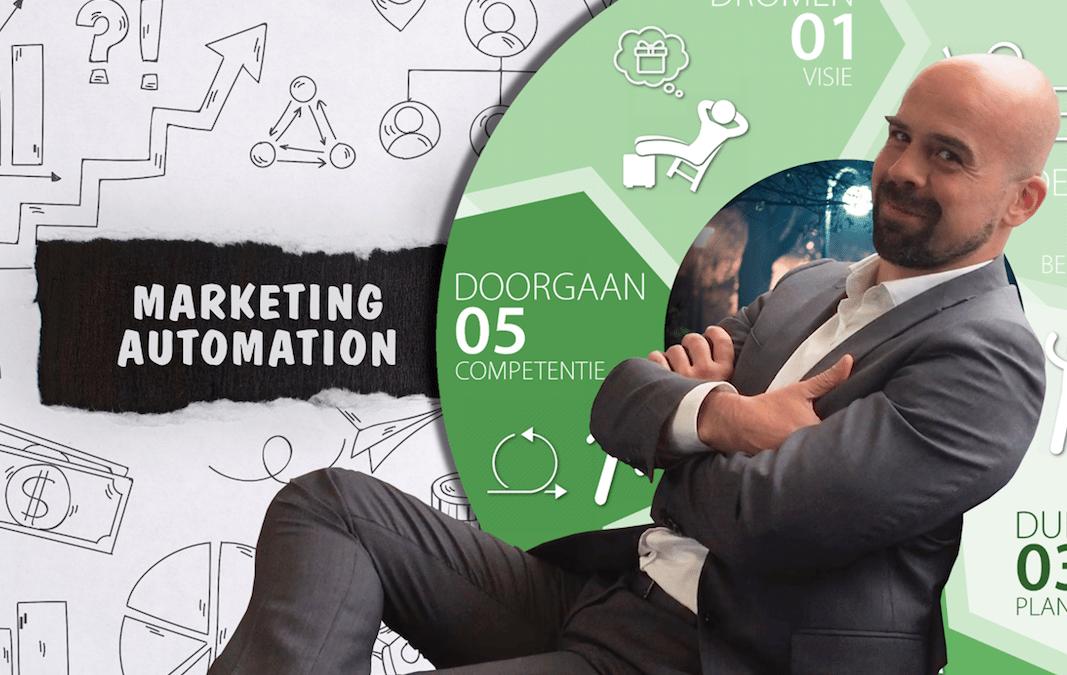 Als je even snel wilt scoren met marketing automation, dan ben je hier aan het verkeerde adres.
