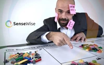 Je organisatie ontwikkelen met LEGO. Serieus?